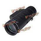 Универсальный 10x40 туризм объектив камеры концерт монокулярная + телефон клип смартфон, фото 8