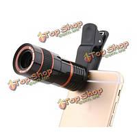 Универсальный оптический 8-кратный оптический Zoom объектива камеры телескопа для Андроид