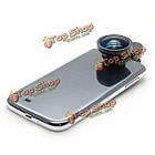 AIKEGlobal C08 0.4X Super широкоугольный объектив камеры стекло фотографии объектив с зажимом, фото 4