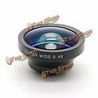 AIKEGlobal C08 0.4X Super широкоугольный объектив камеры стекло фотографии объектив с зажимом, фото 7