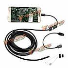 Jinglecn 1/2/3.5/5м 7мм 6 LED 0.3 миллиона пикселей высокой четкости Micro-USB камеры эндоскопа шпиона, фото 3