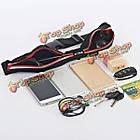 Exfar водонепроницаемый мешок пояса спорта Waist сумка для хранения под 6-дюймов смартфон наушники, фото 2