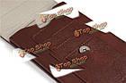Универсальный кожа Waist мешок телефона телефон чехол бумажник чехол для телефона под 6.3-дюймов, фото 9