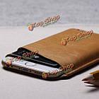 CrazyHorse D-park v-образный вырез универсальный сотовый телефон кожа чехол для 5.5-дюймов или меньше смартфон ставку, фото 6