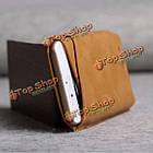 CrazyHorse D-park v-образный вырез универсальный сотовый телефон кожа чехол для 5.5-дюймов или меньше смартфон ставку, фото 7