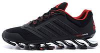Женские кроссовки Adidas Springblade (адидас спрингблейд) черные