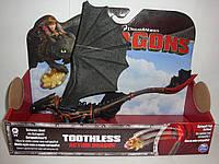 Игрушка Дракон Беззубик с катапультой Как приручить дракона