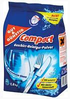 Порошок для посудомоечных машин GG Compact Reiniger 1,8 кг (100 моек), Германия