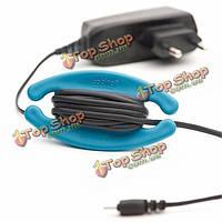 Bobino силиконовые наушники провод USB кабельный органайзер моталки провода, фото 1
