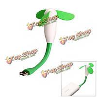 Портативный гибкий USB Mini вентилятор для Power Bank портативный компьютер автомобильное зарядное устройство