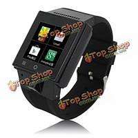 ZGpax S55 1.54-дюймов mtk6572 1.2 ГГц 2 ядра 512MB ОЗУ 4G b ROM Андроид 4.4 умные часы