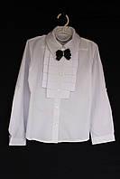 Блуза в школу Складка