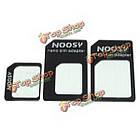 Noosy нано стандарт Micro sim-карта адаптер конвертер для мобильного телефона, фото 7