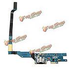 USB порт зарядки гибкий кабель с микрофоном + инструменты для ремонта Samsung Galaxy S4 i9505 rev19, фото 2