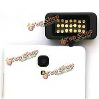 Портативный Mini LED фото видео фото света для Андроид