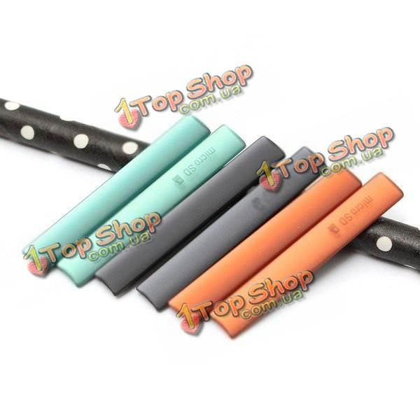 Micro-SD USB SIM карта крышку слота порт для SONY Xperia z3 компактного d5803 d5833