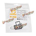 Микро+стандартная+нано SIM-карта адаптеры+извлечения пин-кода для смартфон, фото 5