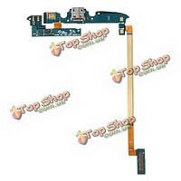 USB док-станция для зарядки порт с микрофонного кабеля гибкого трубопровода для Samsung Galaxy S4 активные i9295