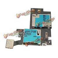 Flex + память SIM-карта держатель для Samsung Note 2 LTE n7105 i317