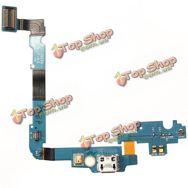 Micro-USB порт зарядки разъем док-станции гибкий кабель для Samsung Galaxy Nexus i9250