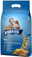 Корм Брекис Brekkies Excel Dog Mix Fish 20 кг.