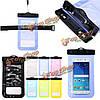 Универсальный водонепроницаемый IPX8 Underwater Dry Bag Pouch Case для мобильного телефона Under 6-дюймов