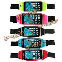 Потовые доказательство спорта почтовый Waist ремень сумка для 5.7-дюймовых телефон iPhone 5s iPhone 6s
