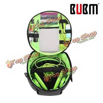 BUBM HB-L кейс водонепроницаемый ударопрочный PRO DJ наушники сумка гарнитуры сумку для хранения