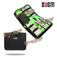 BUBM BSL путешествия цифровой переноски ящик для хранения сумка для акустических систем электронных аксессуаров для смартфон
