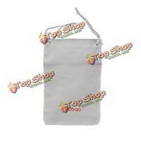YooBao сумка сумка кейс для хранения фланель сумка для аксессуаров питания смартфона банка