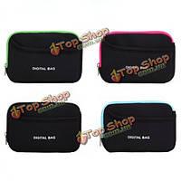 Универсальная застежка-молния цифровой пыле несущий ящик для хранения сумка для аксессуаров для смартфон