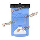 Водонепроницаемый запечатанном чехол сухой мешок с термометр ремень руки ремешком для мобильного телефона, фото 3