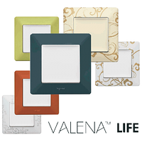 Рамки Legrand Valena Life