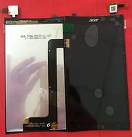 Оригинальный дисплей (модуль) + тачскрин (сенсор) для Acer Liquid E700