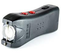 Электрошокер WS 618 Оса (Шмель), 1500 кВ, фонарь, встроенный аккумулятор, пластик, 89 г