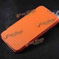 Защитный кожаный чехол для Samsung Galaxy Mega 5.8 i9150