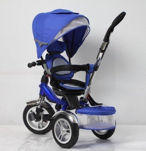 Детский трехколесный велосипед AIR арт.TR16002 синий