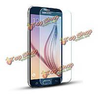 Закаленное стекло пленка защита экрана для Samsung Galaxy S6, фото 1