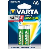 Аккумулятор VARTA Power Accu AA 2500mAh