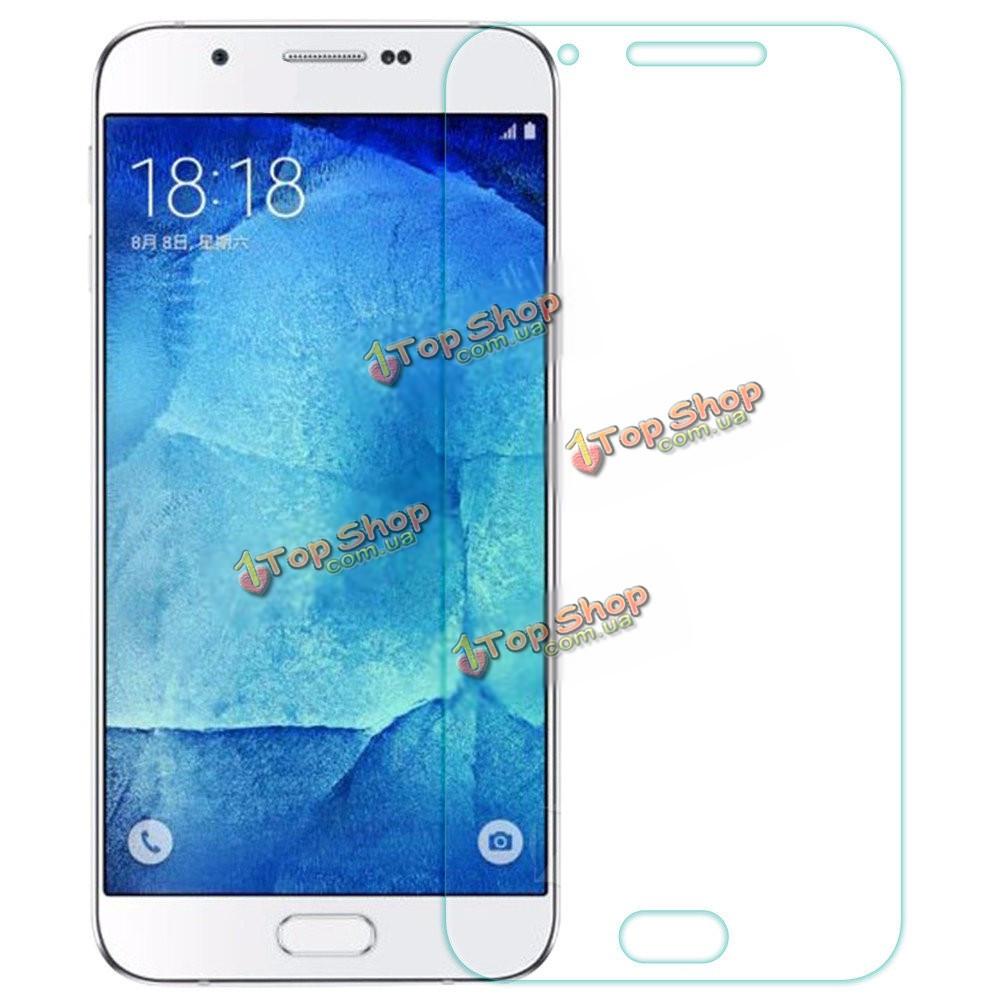 Защита экрана ударопрочная для смартфона Samsung Galaxy a8
