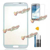 Стекло LCD экрана Samsung Galaxy Note II N7100
