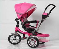 Детский трехколесный велосипед AIR арт.TR16001 розовый