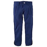 Штаны джеггинсы темно-синие для девочки 2, 3, 4 года Carter's (США)