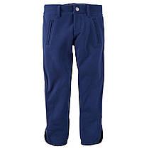 Штаны джеггинсы темно-синие на девочку 2, 3, 4 года Carter's (США)
