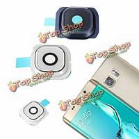 Сверхтонкий объектив камеры заднего защита защитная крышка чехол для Samsung Galaxy S6 Edge