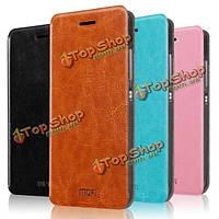 Защитный чехол Flip PU кожа для Huawei p8 lite MOFI