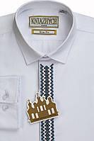 """Школьная рубашка для мальчика в украинском стиле Сорочка """"Княжич"""""""