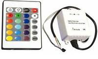 RGB-Контроллер 6А-IR-24кнопки