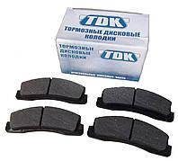 Тормозные колодки передние ВАЗ 2121 TDK