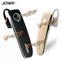 Joway H05 спортивный кожа беспроводной Bluetooth  4.0 Наушники гарнитуры с микрофоном
